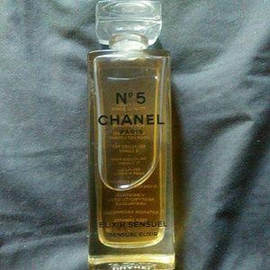 """CHANEL NO 5. """"Elixir sensual"""""""